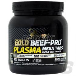Olimp Gold Beef-Pro Plasma Mega Tabs - 300 tabl.